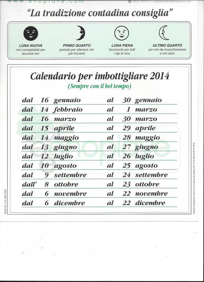 Calendario Per Imbottigliare Il Vino 2019.Immagine 1 1 Imbottigliamento 2014